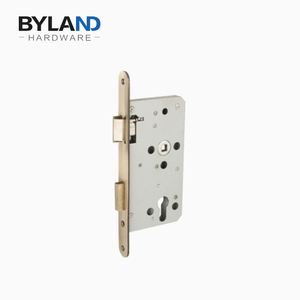Wenzhou Union Lever Mortice Bathroom Wood Door Mortise Cylinder Lock