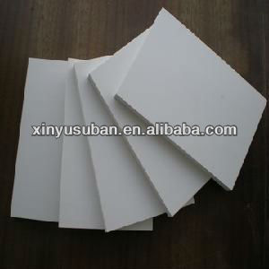 HL Rigid PVC foam padding for decoration