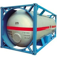 butane and propane gas for solvent LDPE
