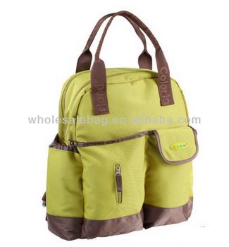 designer backpack diaper bag s1r8  Diaper Backpack Bag Designer Multi Pockets Baby Bag Backpack Mummy Bag