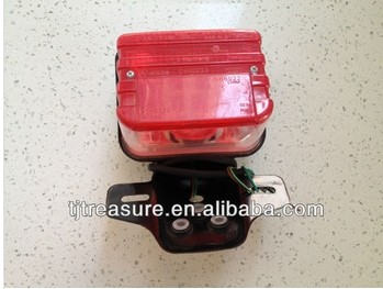 new models cg125 motorcycle rear/tail light /lamp