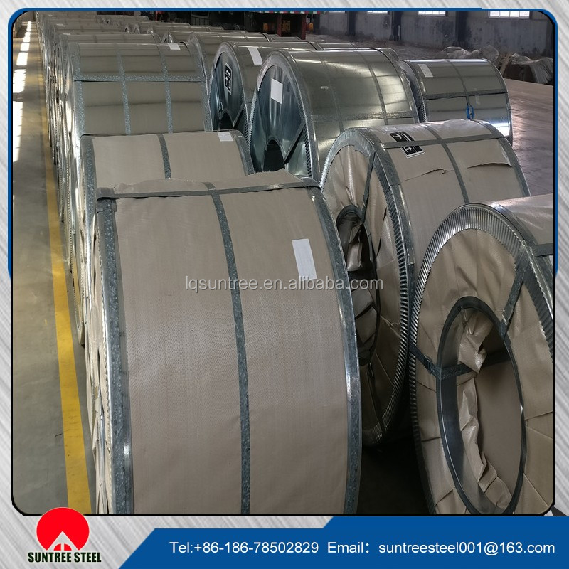 zinc coating galvanized steel/DX51D Z275/SGCC Galvanized steel COIL