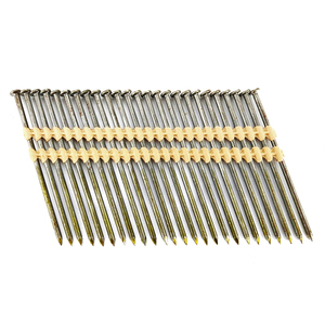 21 Degree Full Head Plastic Collated Framing Stick Nails