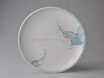 bulk cheap hand made plates /custom made stoneware dinner plates/stoneware sushi plate & Bulk Cheap Hand Made Plates /custom Made Stoneware Dinner Plates ...