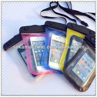 low price cell phone accessories for samsung note 2 case (waterproof case)