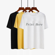 Factory Direct With Your Own design custom t shirt printing