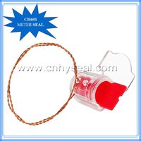 adjustable electric meter security seals