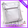 alibaba new product girls cheap leather long strap messenger bag at stock price