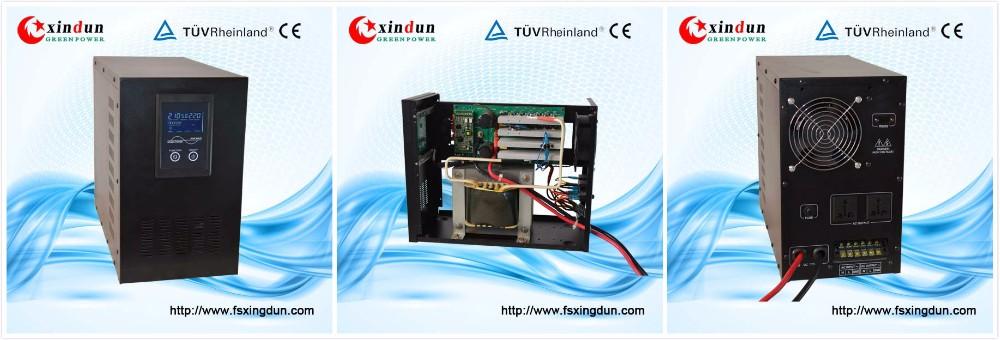 3000W Power Inverter DC 12V to AC 220V Circuit Diagram Solar ...