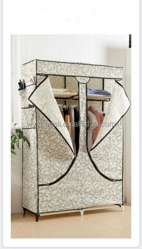 Mode neuen stil Schlafzimmer Phantasie pvc kunststoff kleiderschrank ...