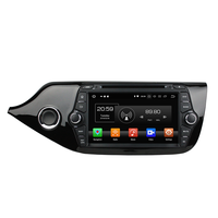 hot sell 8 inch android 8.0 car dvd player for kia CEED 2014 car video player with autoradio gps navigation wifi radio