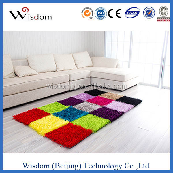 Thick Woven Carpet Tiles With Beige Color And 1 7m Maximum Width