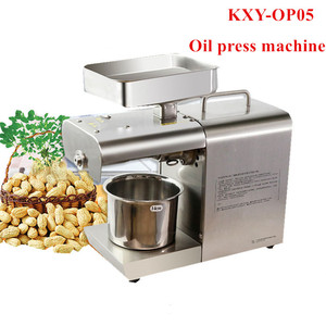 Small Factory Sesame Oil Extraction Machine/Cooking Sunflower Oil Making