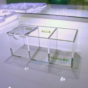 China Suppliers Store Retail Customized Acrylic Holder Acrylic Box Candy Bin