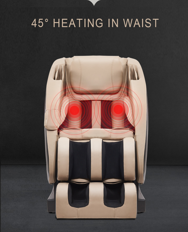 3D smart massage chair