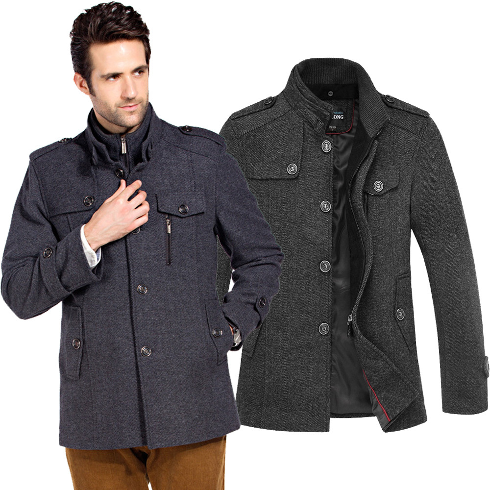 Unchanged for over years, the basic Navy peacoat has everything a person wants in a jacket: function, durability, and esthetics. The peacoat has a simple, .