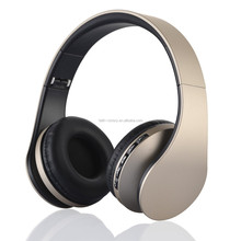 Digital 4 in 1 Multifunctional Wireless Stereo Bluetooth 3.0 Headphone Headset with Mic MP3 Player MicroSD / TF Music FM