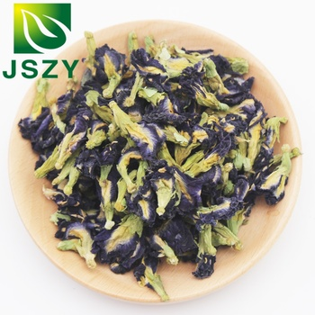 butterfly pea flower , dried herbal tea