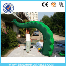 inflatable writhing green tentacles,tentacle octopus