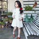 Online Shopping Pakistani Free Shipping Kids Clothes Old Girl Dress