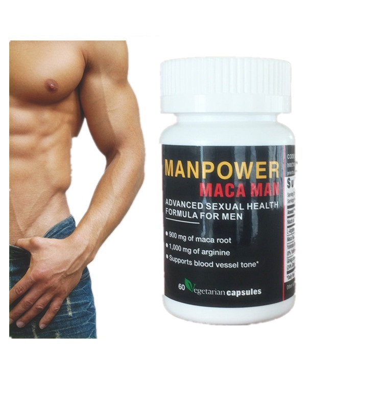Chinese Best Tablets Male Energy Enhancer pills with Maca