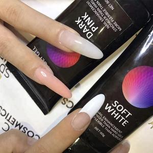 OEM private label poly gel polish easy apply poly gel nails soak off  polygel more than 300 colors