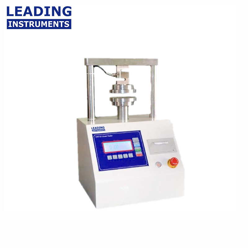 Crush Testing Machine Ring Crush Strength Tester