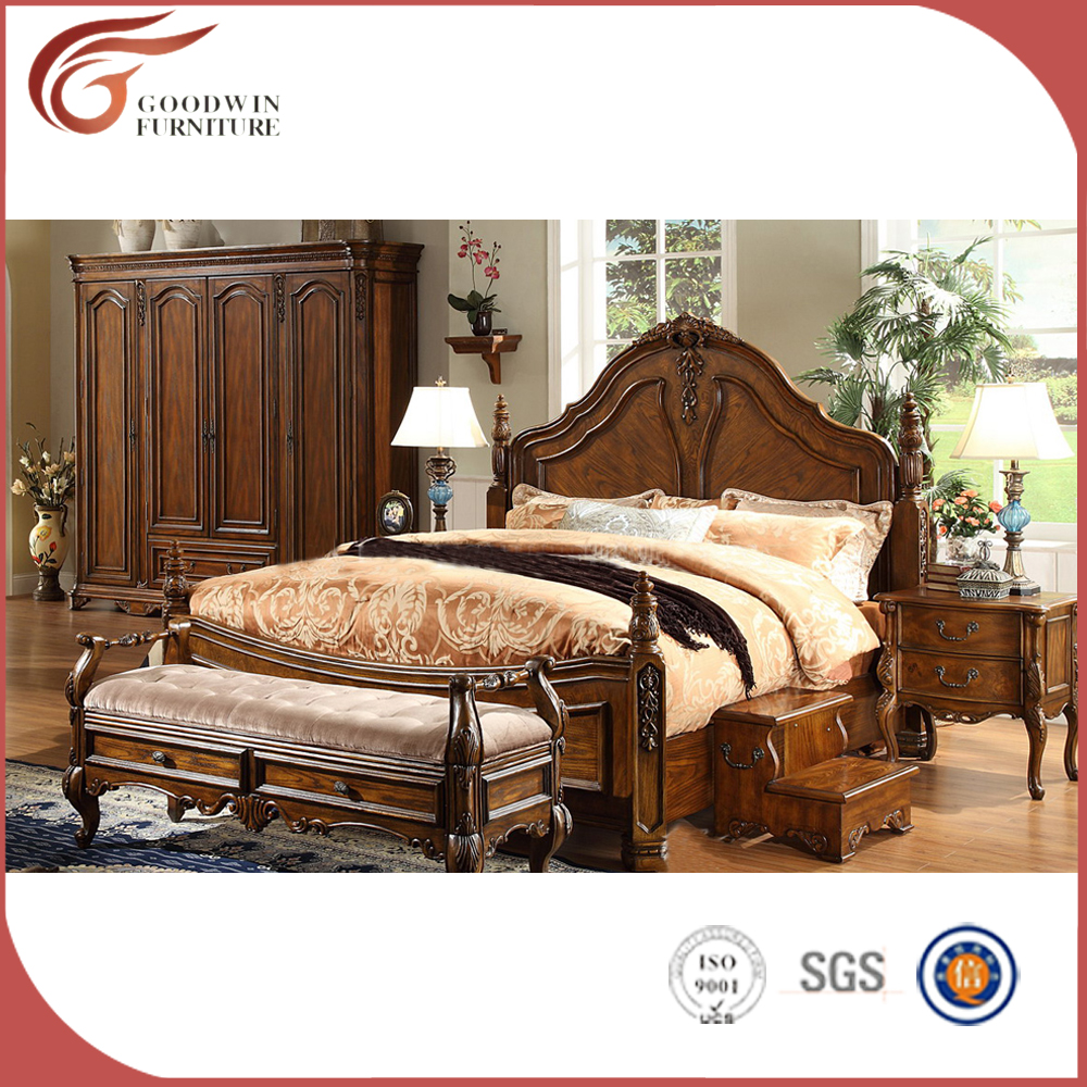Luxury Royal Bedroom Furniture Set, Luxury Royal Bedroom Furniture ...