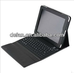 logitech wireless bluetooth keyboard with leather case for ipad