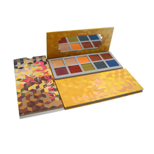 Beauty Eyeshadow Palette Cosmetica Make-Up Paletten <span class=keywords><strong>Groothandel</strong></span> 10 Kleur <span class=keywords><strong>Oogschaduw</strong></span>