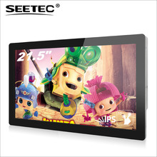 21.5 inch Full HD capacitive touch open frame display ips panel lcd touch monitor