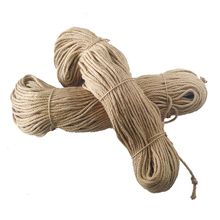 twisted rope jute twine Chemical fiber cord pull rope