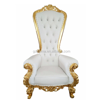 Wholesale Cheap high quality new style throne king chair