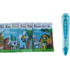 Ready Set Go children smart taliking pen english easy learning reading audio book