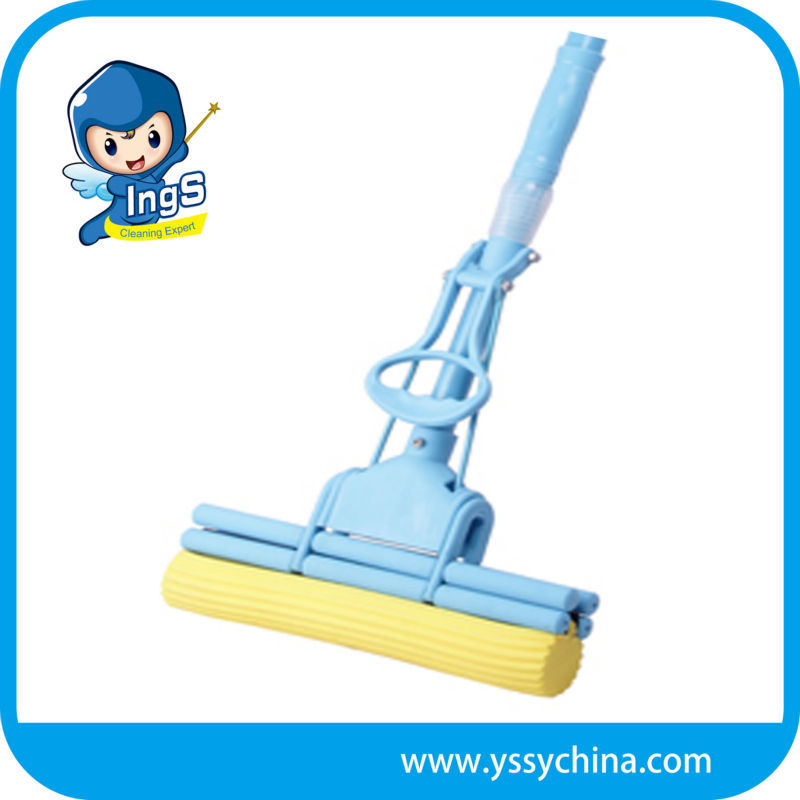 New Style Adjustable Mop Handle Pva Sponge Mop