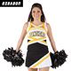 Hot selling sublimated printing custom cheerleading outfit uniforms