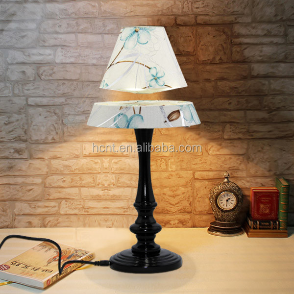 Newest Elegant Magnetic Floating LED Table Lamp ,Study Table Lamp