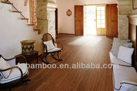 Hot-sale Environmental Healthy Chinese factory bamboo flooring Hard Strand Woven Bamboo Flooring for interior finishing