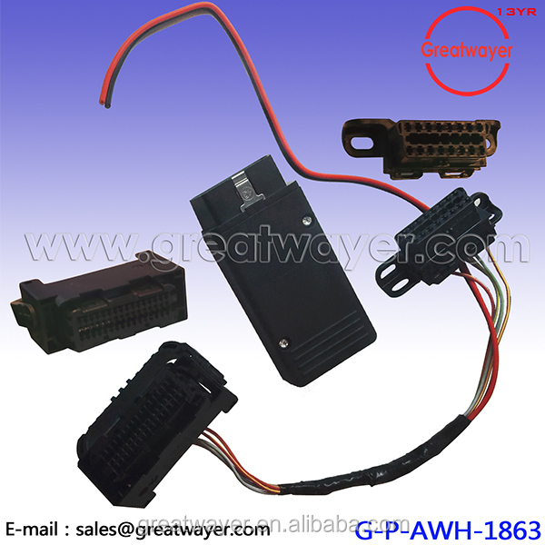 OBDII OBD2 Wiring Diagnostic Connector Pigtail Harness For GM GMC