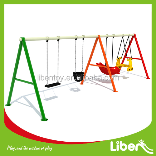 4 Seats Outdoor Swing for Kids LE.QQ.114