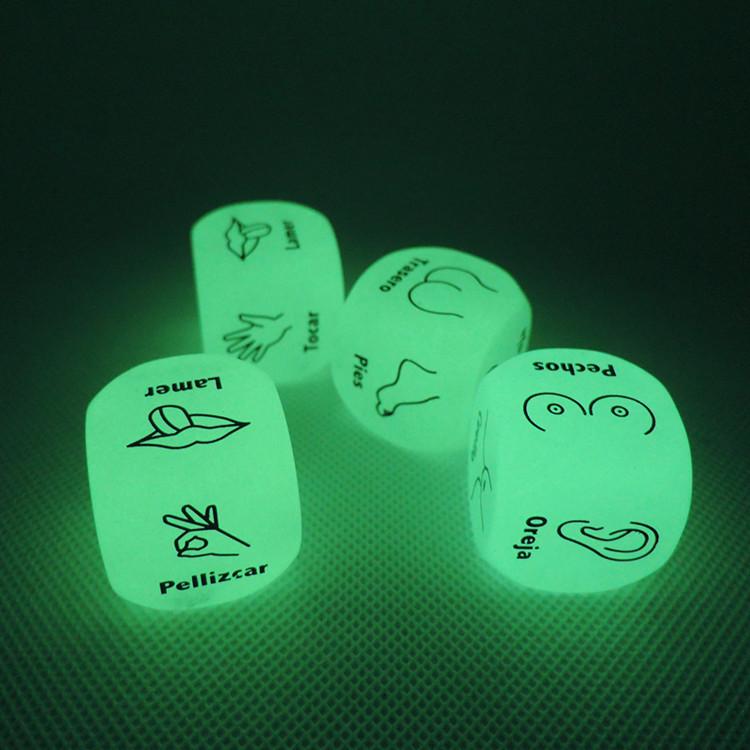 Эротические кубики светящиеся в темноте фото 131-463