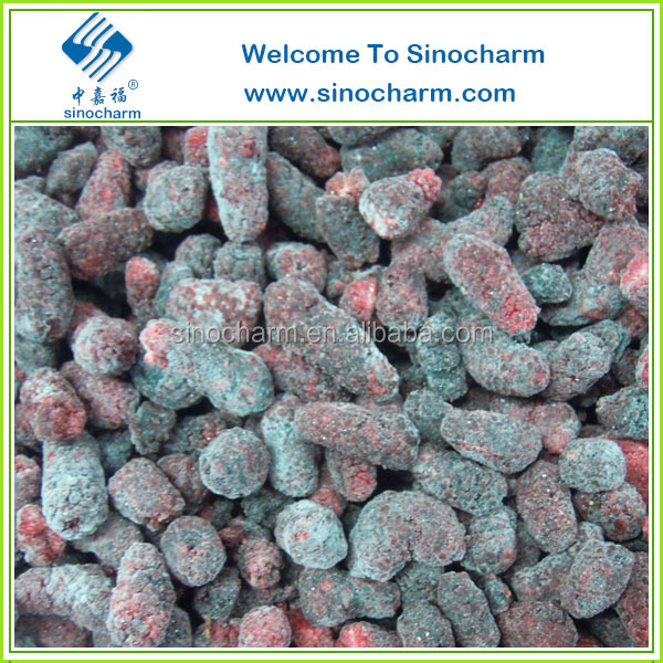 Wholesale Price of Frozen Fruits IQF Mulberry