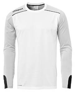c0f6bceda Get Quotations · Uhlsport Tower Men s Goalkeeper Jersey blanco white    black Size FR   XS (Taille