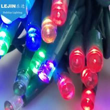 10m multicolor waterproof christmas tree light