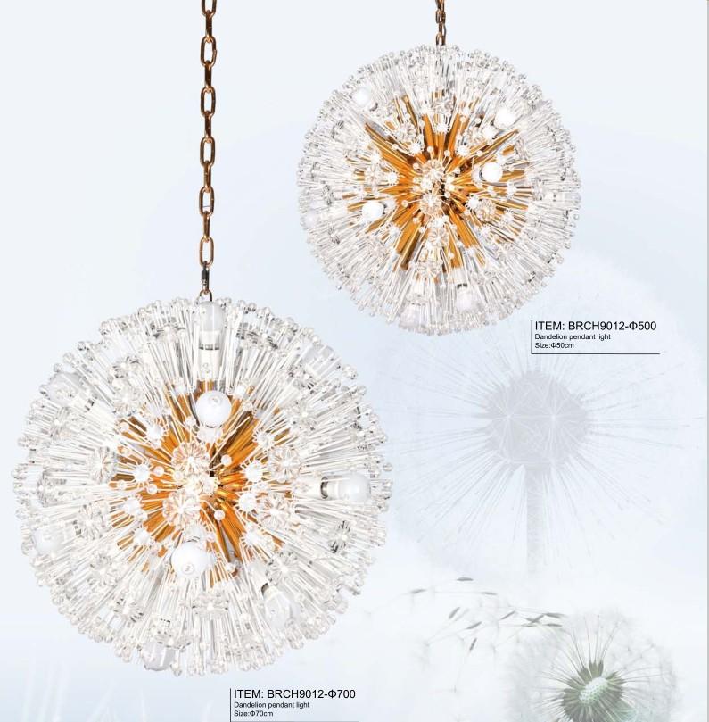Dandelion Shape Indoor Lighting