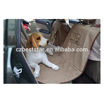 Dog Car Seat Cover Hammock Style