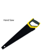 Durable Hand Saw for Wood Plastic PVC Woodworking Hand Tools Hacksaw Carpentry Tools with All Kinds of Grip Handle