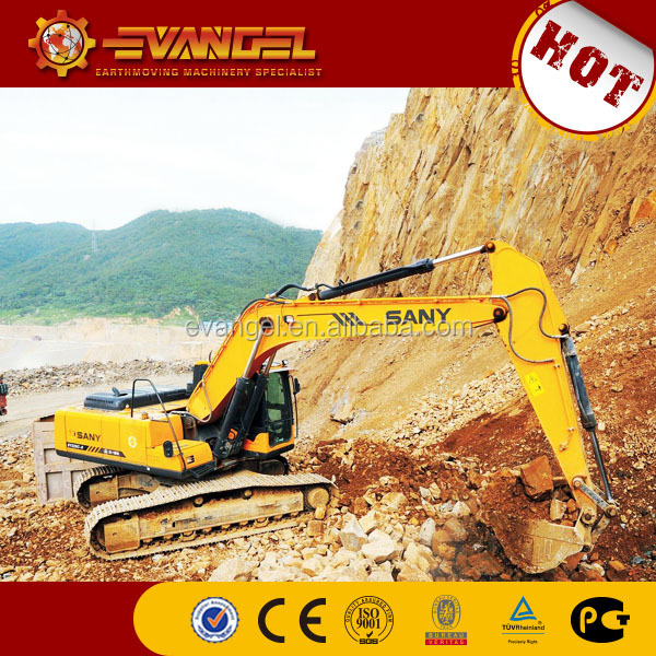 Sany 21ton excavator long reach boom