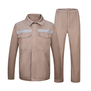 Customize Size and Color Work Suit Long Sleeves Cheap Uniform Work Suit Workwear