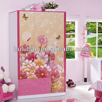 Low Price Garderobe Home Furniture Mdf Modern Design Clothes Cabinet